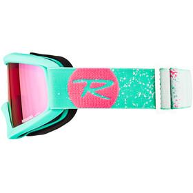 Rossignol Raffish Temptation - Gafas de esquí Niños - rosa/Turquesa